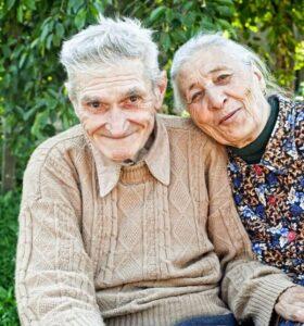 Francine et Edouard